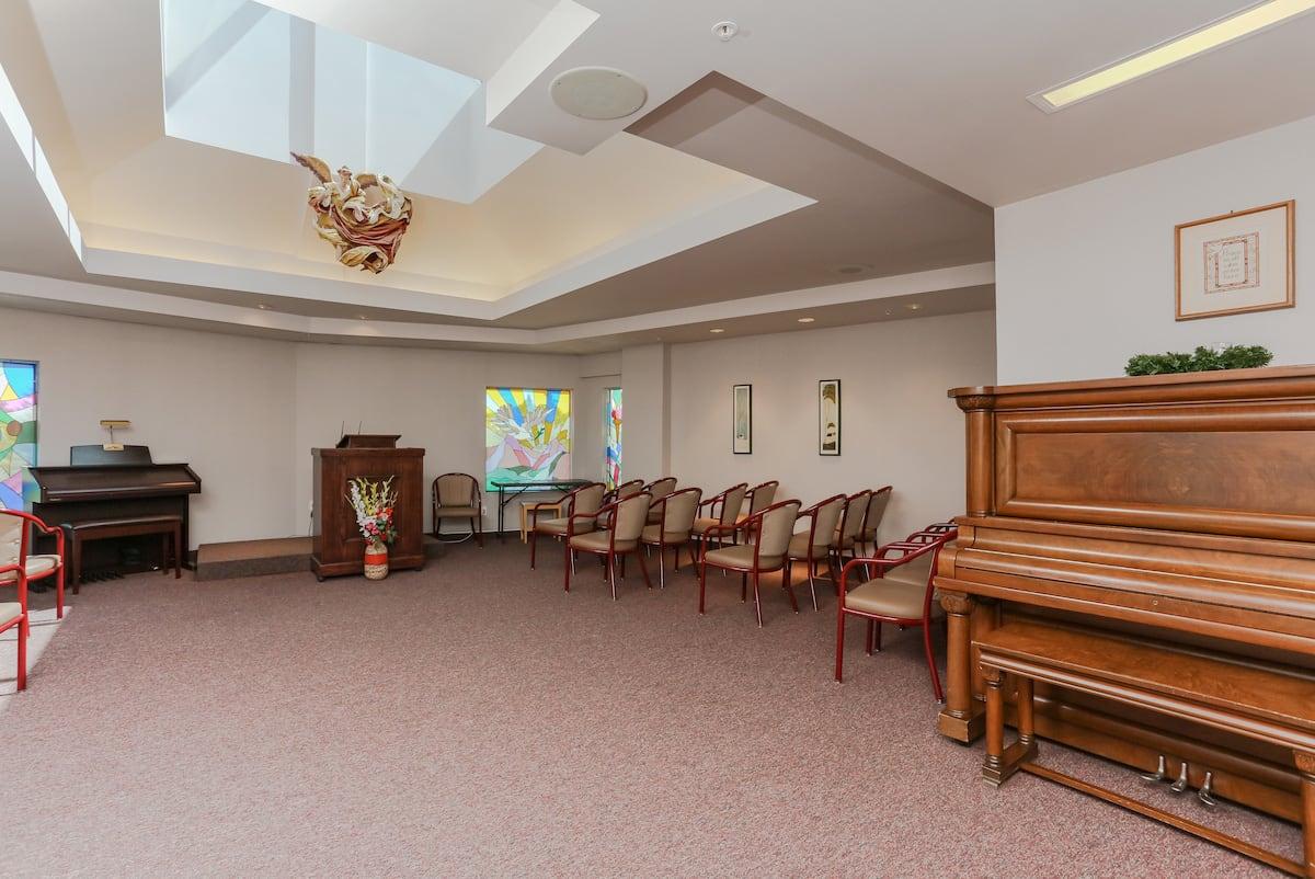 multi faith room